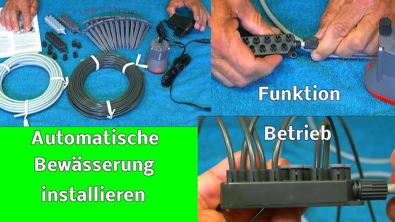 Schön Incredible Garten Bewässerung Automatisch Ideen - Heimat Ideen ...