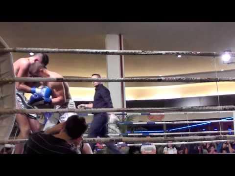 Cosmin Aron vs Alexandru Avram-Cupa Romaniei de Kickboxing R K1.