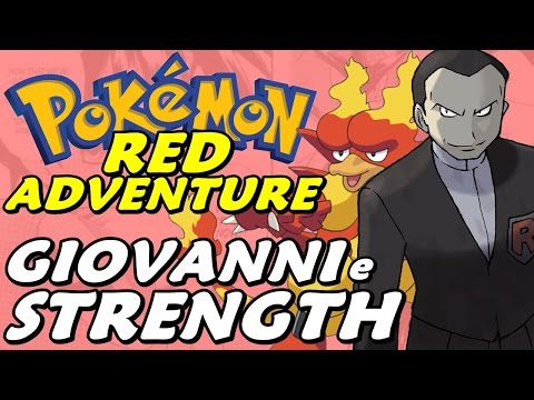 Pokémon Adventure Red Chapter (Detonado - Parte 15) - Giovanni, Fósseis e Diglett's Cave
