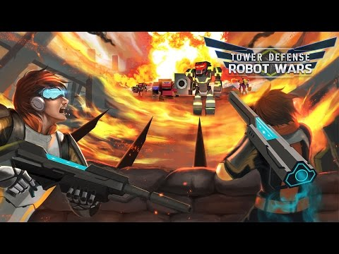 Tower Defense: Robot Wars Trailer