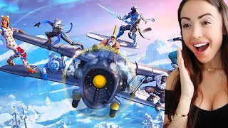 SEASON 7 OUT NOW! NEW Map, Skins, Planes, + MORE! (Fortnite)