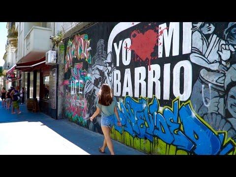 Montevideo Old Town + Mercado del Puerto!