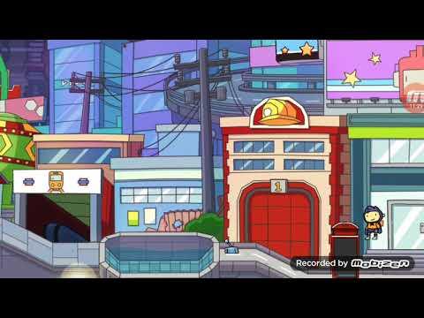 Game Play De Scribblenauts Unlimited