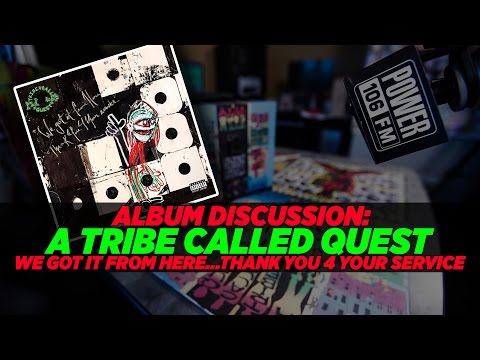 A Tribe Called Quest's Final Album - Worth The Wait?
