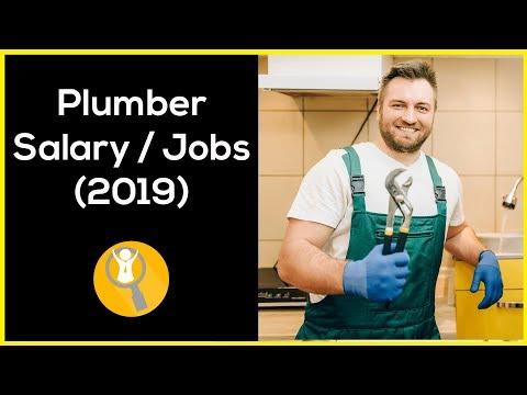 Plumber Salary (2019) - PLumber Jobs