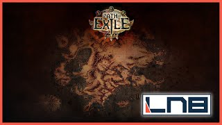 Path of Exile: Uber lab Cyclone/Earthquake Slayer 2.5