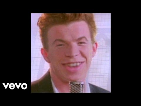 Rick Astley Never Gonna Give You Up But It S Off Key Youtube