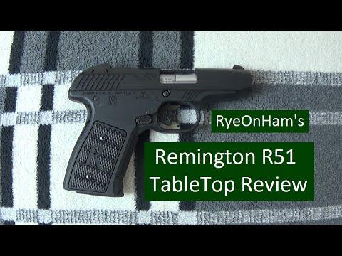 Remington R51 Gen 2 TableTop Review
