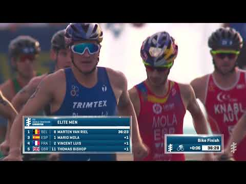 2018 WTS Edmonton Elite Men's Highlights