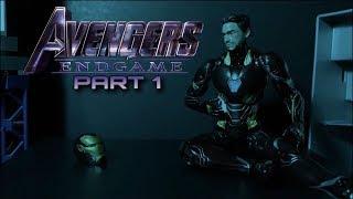 Avengers: Endgame Stop Motion Part 1 [Stop Motion Film Series]