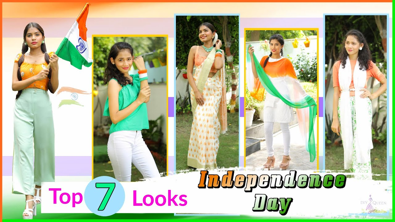 TOP 7 FASHION TRENDS - Independence Day Special Look | Episode 6 | DIYQueen