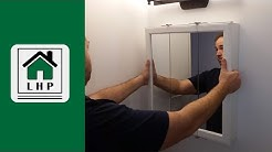 Hanging a Bathroom Medicine Cabinet - LHP