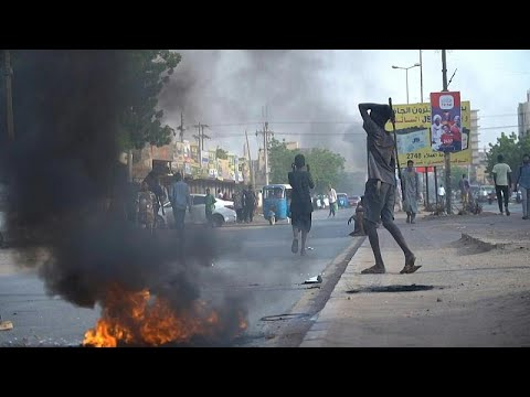 شاهد: مظاهرات في السودان احتجاجا على رفع الدعم عن الوقود…  - 14:55-2021 / 6 / 11