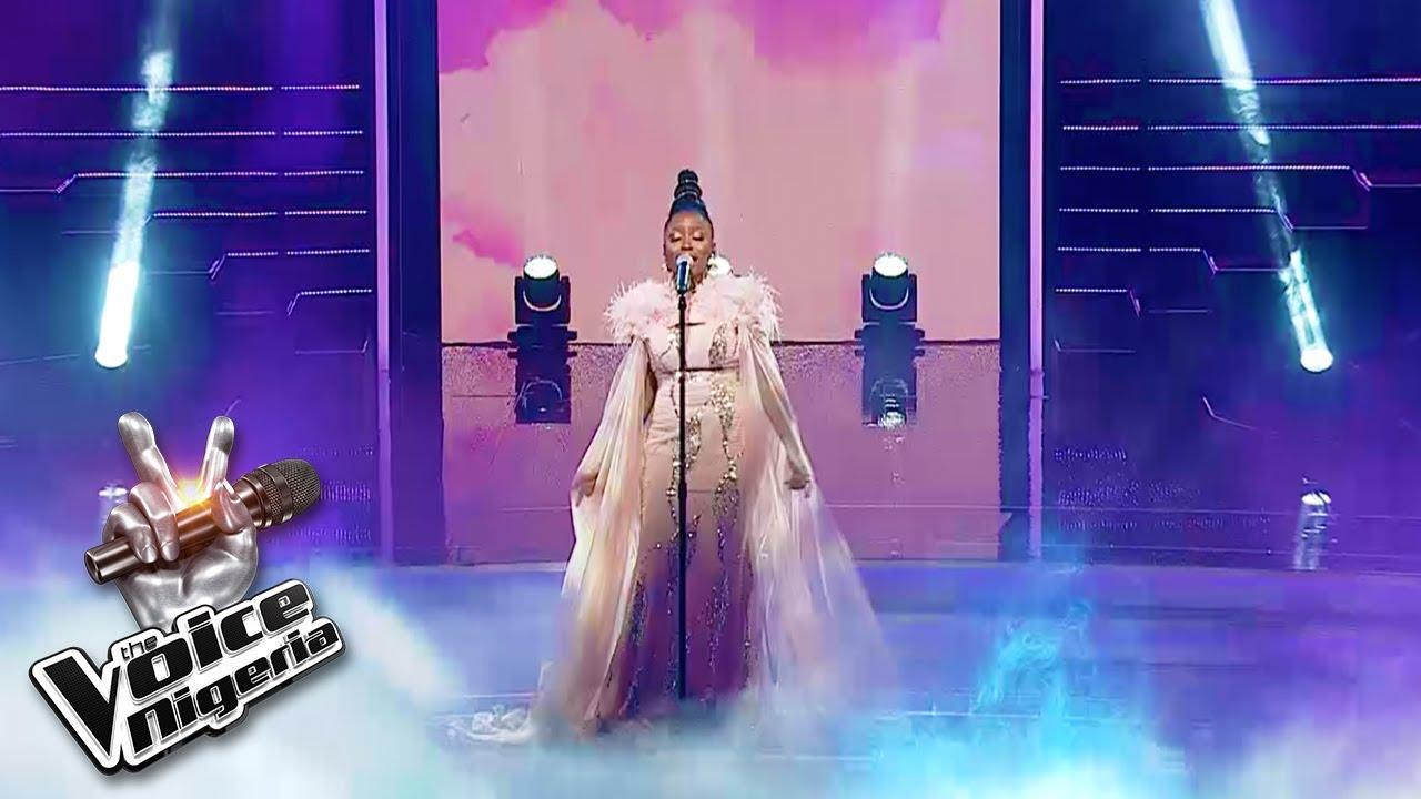 Esther Benyeogo - You Raise Me Up | Finale | The Voice Nigeria Season 3