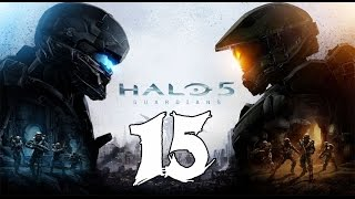 Halo 5: Guardians - Legendary Walkthrough Part 15: Hornets