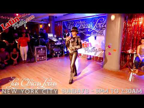 Nadia Torres - Las Chicas Locas - LatinParty.com