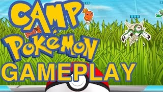 Camp Pokémon Gameplay of Each Mini Game for iPhone/iPad | WikiGameGuides - WikiGameGuides