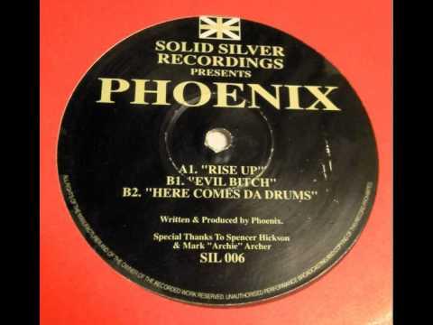 Phoenix - Here Comes Da Drums