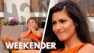 Isobel in Big Trouble After Scoring 0.1 Out of 10 | Ibiza Weekender