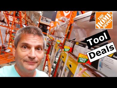 Home Depot Bathroom Remodeling Deals, Yard Tools, Faucets
