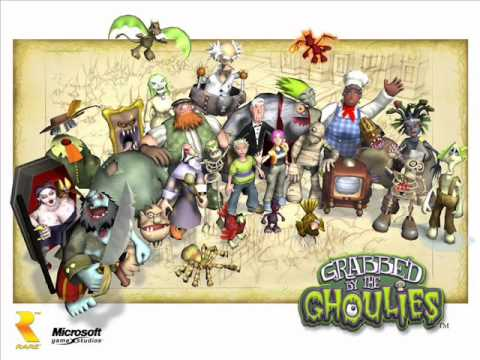Zombie Pirate Battle - Grabbed by the Ghoulies Soundtrack