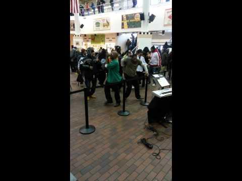 Lexington Market dancers