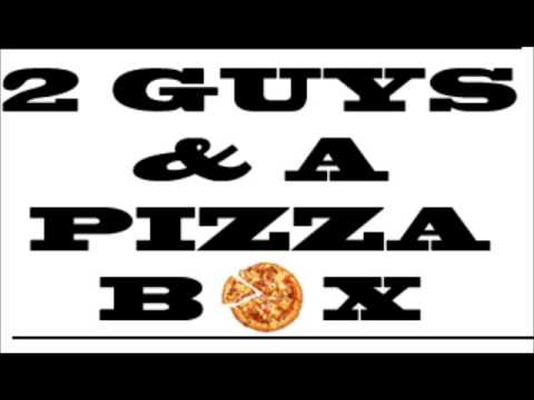 2 Guys and a Pizza Box - 01 The Unaired Pilot | Movie Review Podcast