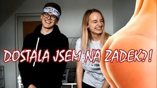 DOSTALA JSEM NA ZADEK?! Vařečková challenge   TynaKu & Migi