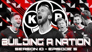 Building A Nation - S10-E5 They\'ve Broken The Laws Of Physics! | Football Manager 2019