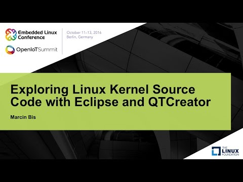 Exploring Linux Kernel Source Code With Eclipse And QTCreator