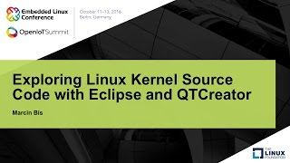 Exploring Linux Kernel Source Code with Eclipse and QTCreator thumbnail