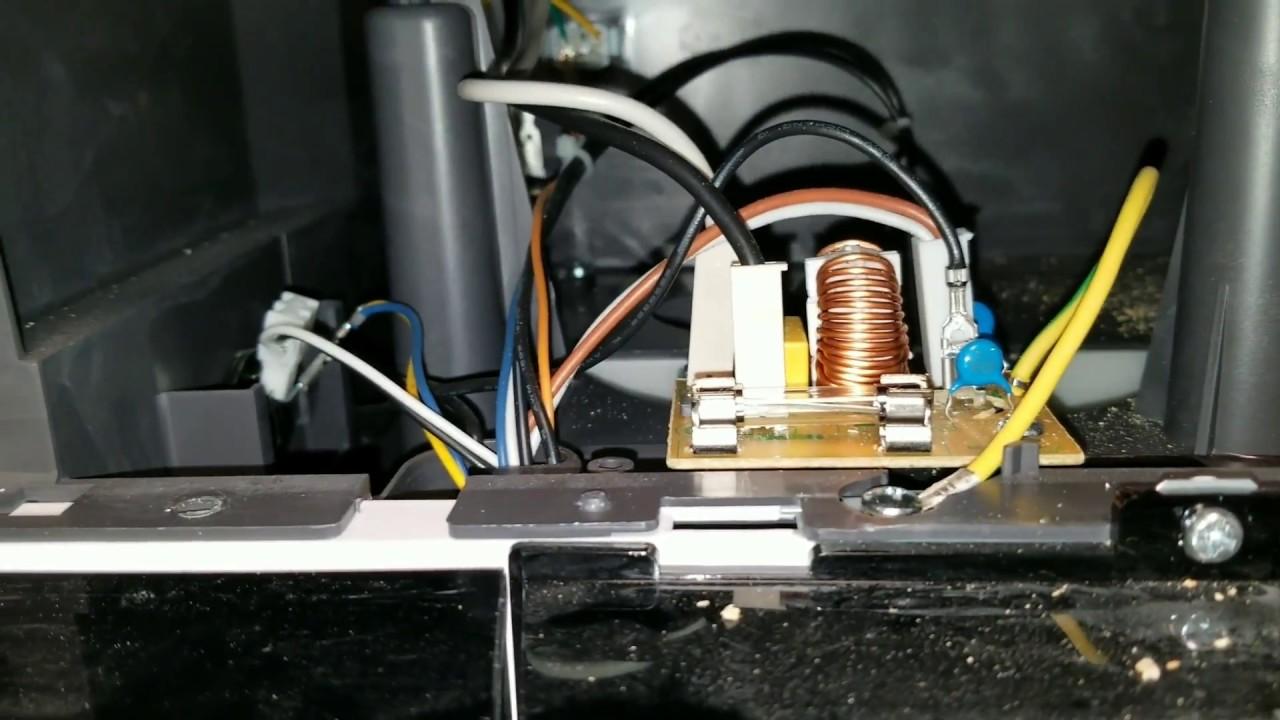 replacing microwave fuse
