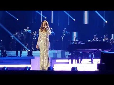 Celine Dion - I Surrender (Rare Live, August 29th 2015, Las Vegas)