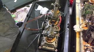 "Teardown: 50"" Mitsubishi Rear Projection Flat Screen"