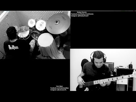 DRUM & BASS - Um Pouco de Groove (Caio César Bass feat. Wesley Parente Drums)