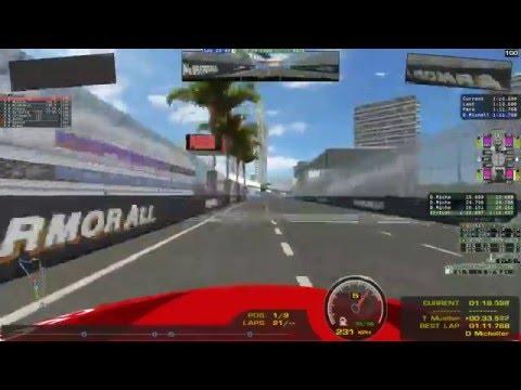 Race2Play - rFactor - Goldcoast GT multiclass 1h