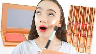 I Tried The Kylie Koko Kollection Bundle... FionaFrills Vlogs
