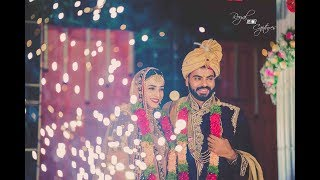 Cherry & Kamal wedding cinematic promo by ROYAL CAPTURES