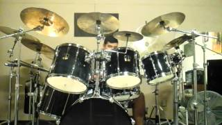 Fates Warning - We Only Say Goodbye drum cover