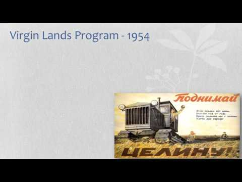 03 Soviet Union and Khruschev: Economic (Agricultural) Policies