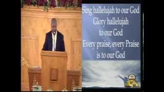 Robert Melton III   Every Praise Is To Our God