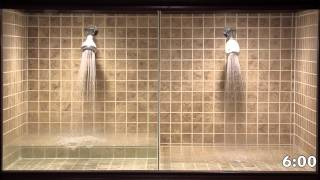 How Much Water Can a Low Flow Showerhead Save Me?