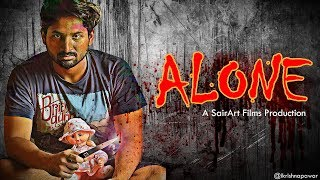 ALONE | Suspense Love Story | Hindi Short Film | A film by YOGESH BHAGWAT