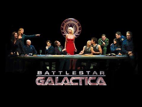 Battlestar Galactica UK Complete Series Blu-ray Unboxing!