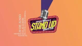 Promo Concurso Provincial de Stand Up - Maip 2019