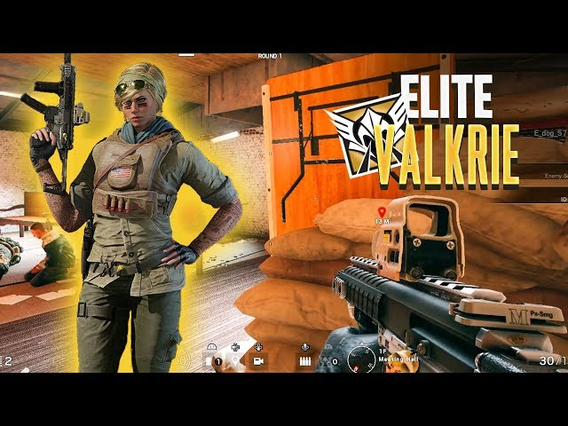 VALKYRIE ELITE UNIFORM - Rainbow Six Siege