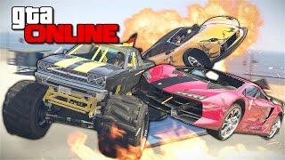 GTA 5 Online (PC) - Ускоряйся до максимума! #129