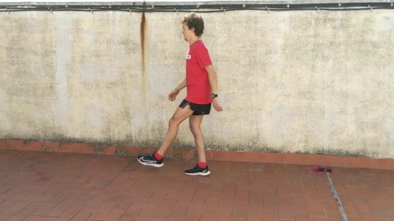 RUNNING COVID 19 - 32