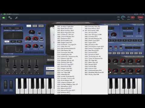 Dune 2 Plugin VST -Sintetizador Para Productores Trap Hiphop Rap Reggaeton