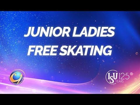 ISU JGP Final - Ladies Feee Skating - Nagoya 2017